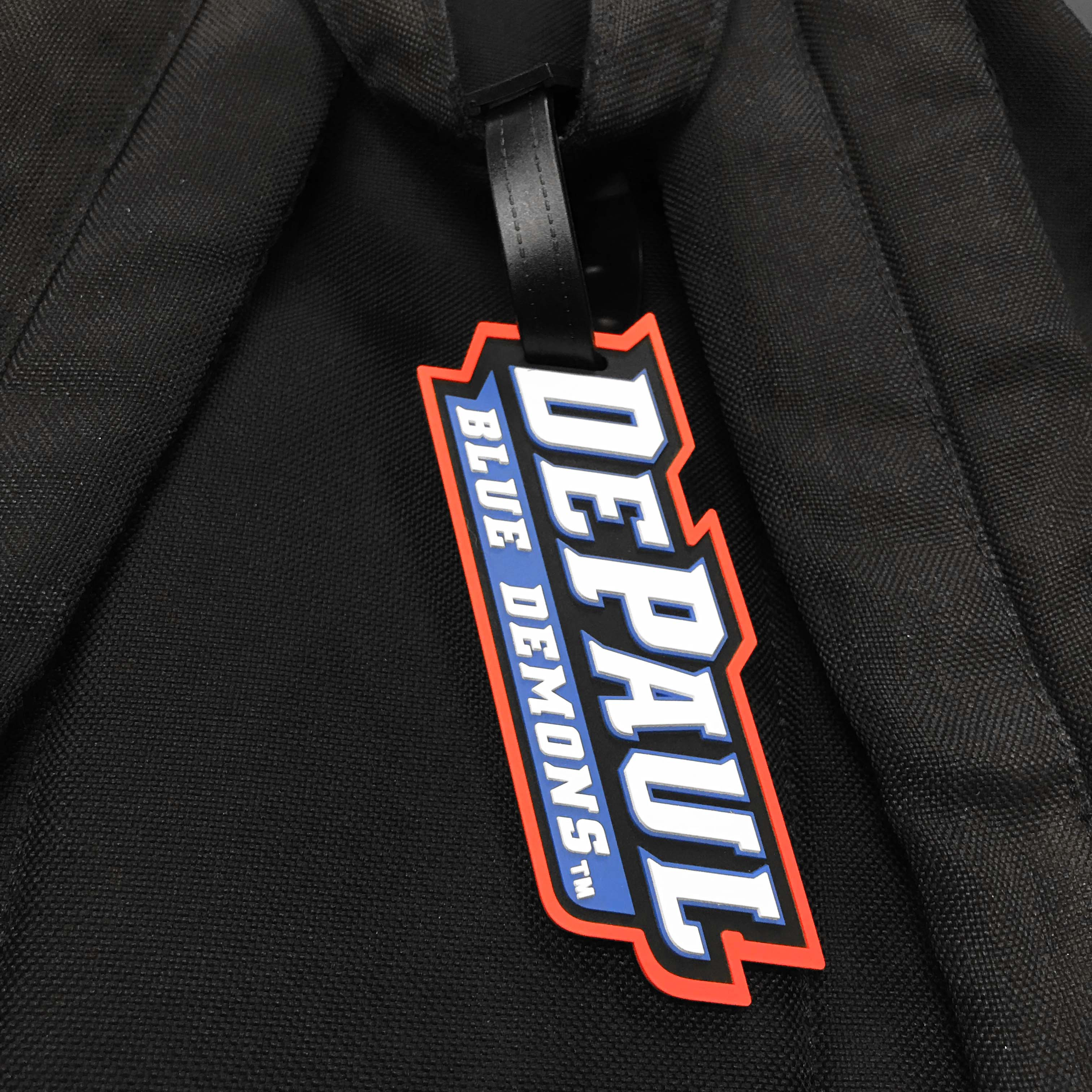 DePaul Blue Demons hanging tag.