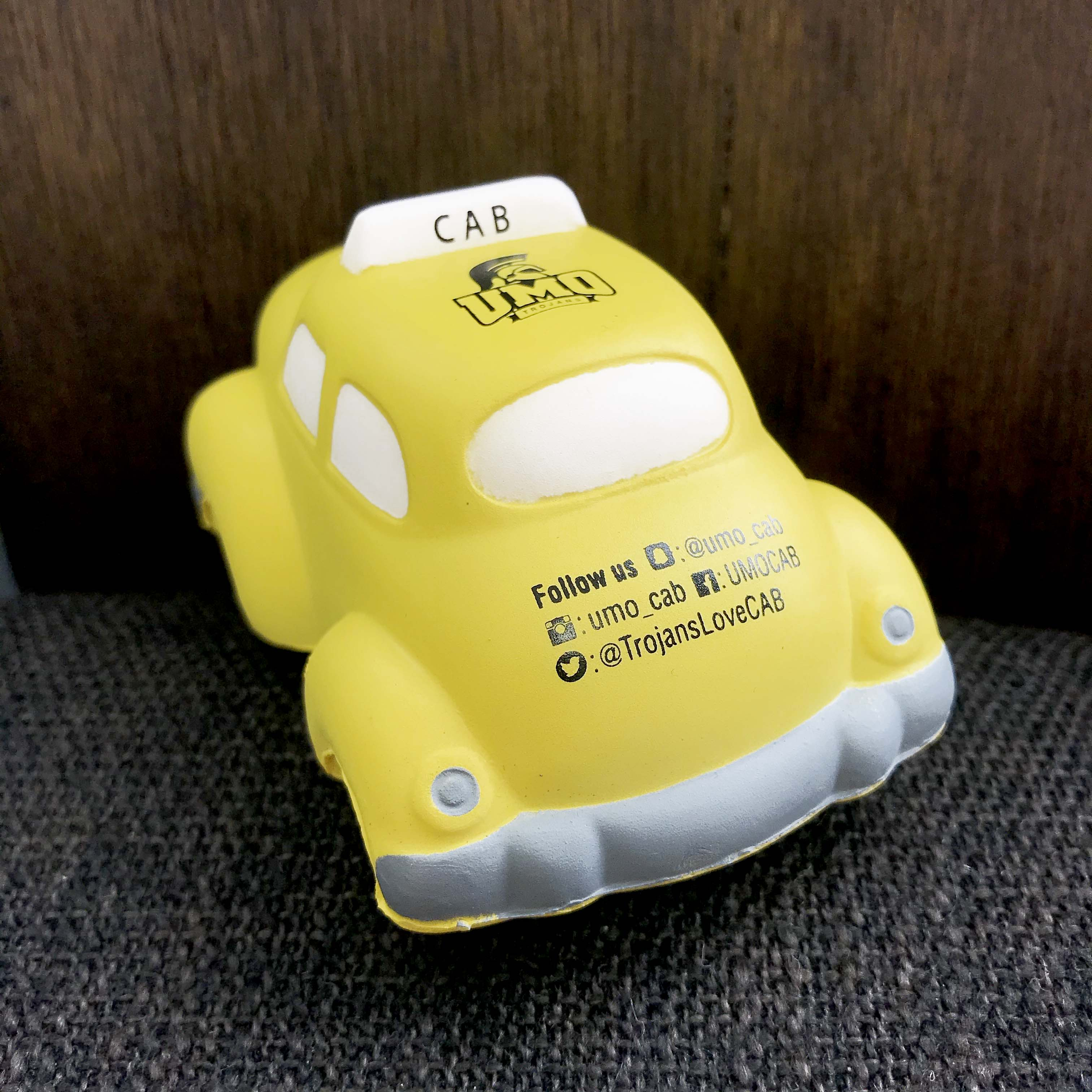 UMO Car stress ball.