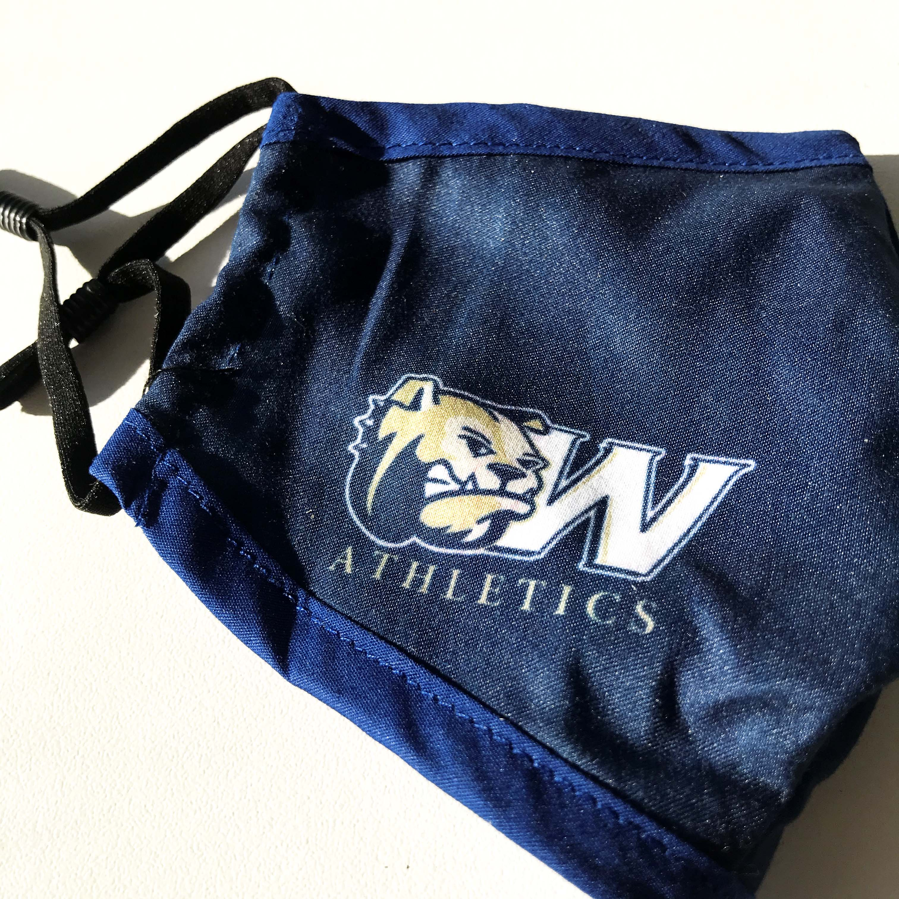 W Athletics Face Mask.